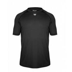 Warrior tech hokejska spodnja majica s kratkimi rokavi - Senior