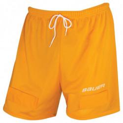 Bauer Core hokejske spodnje kratke hlače s suspenzorjem - Junior