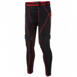 Warrior Nutt Hutt dolge kompresijske hokejske spodnje hlače s suspenzorjem - Youth