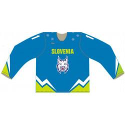 Navijaški dres Slovenske hokejske reprezentance - Premium