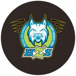 Hokejski pak z logom Slovenske hokejske reprezentance