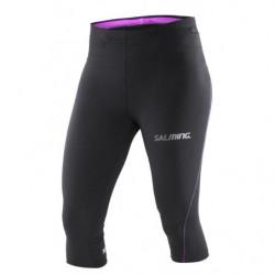Salming 3/4 ženske tekaške hlače - Senior