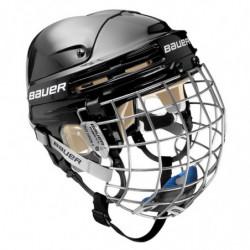 Bauer 4500 combo hokejska čelada z mrežico - Senior