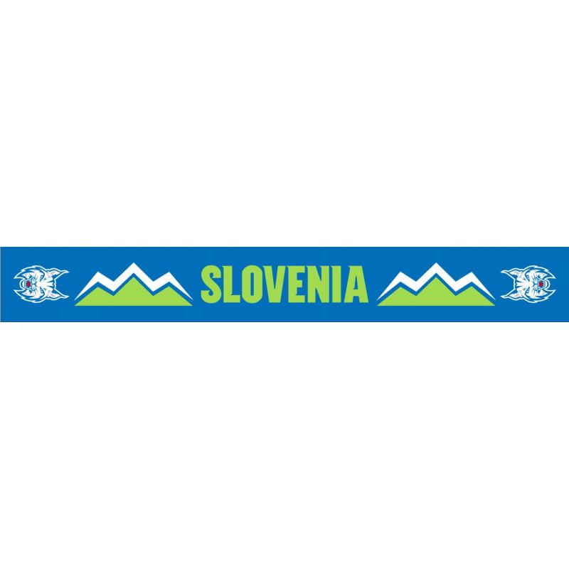 Navijaški šal slovenske reprezentance