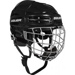 Bauer IMS 5.0 Combo hokejska čelada  z mrežico - Senior