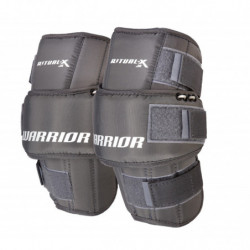 Warrior Ritual X hokejski ščitnik za kolena za vratarja - Junior