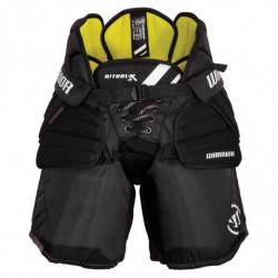 Warrior Ritual X hokejske hlače za vratarja - Junior