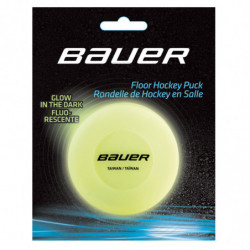 Bauer Glow in the Dark Hokejski pak