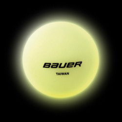 Bauer glow in the dark žogica za hokej