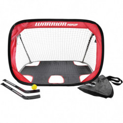 Warrior Mini Popup mreža za hokej - komplet