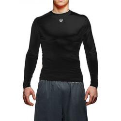 Warrior basis comp top oprijeta hokejska spodnja majica z dolgimi rokavi - Senior