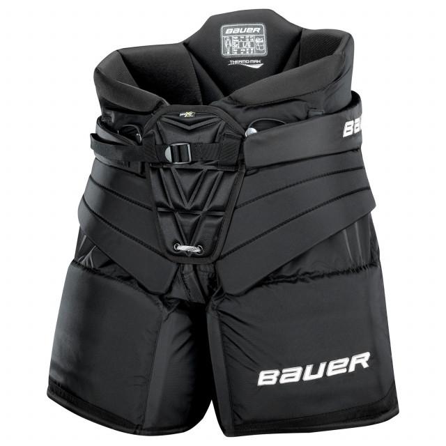 Bauer Supreme S190 hokejske hlače za vratarja - Senior