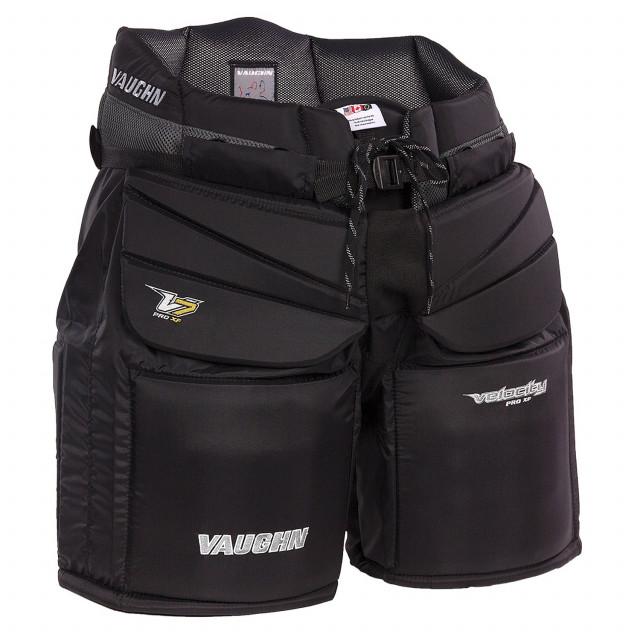 Vaughn Velocity XF PRO hokejske hlače za vratarja - Senior