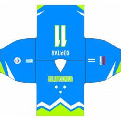 Olimpijski navijaški dresi Slovenske Hokejske reprezentance premium