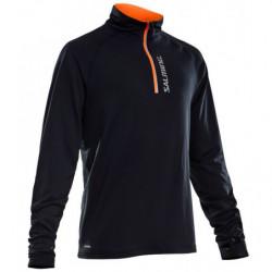 Salming Halfzip moška tekaška majica z dolgimi rokavi - Senior