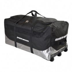 Sherwood GS650 hokejska torba za vratarja na koleščkih - Senior