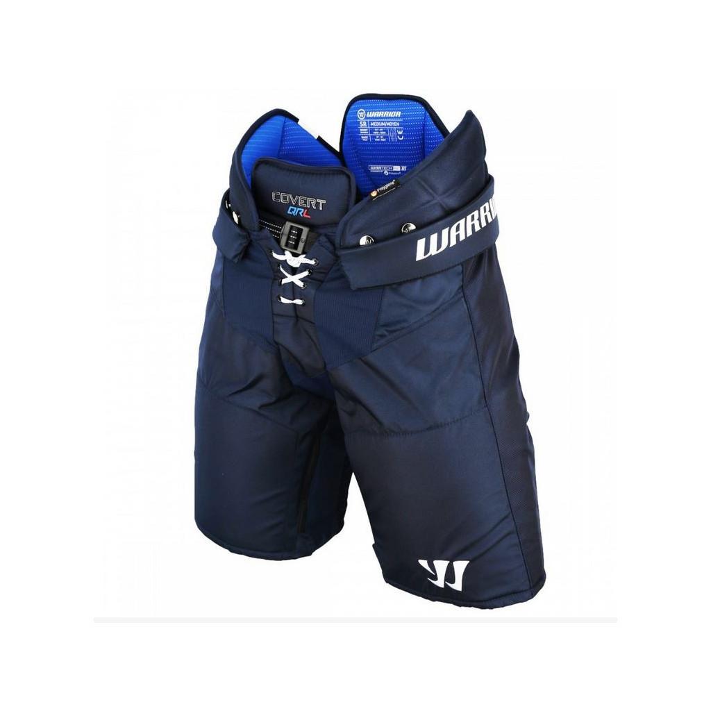 Warrior Covert QRL VELCRO hokejske hlače - Senior