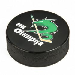 Hokejski pak z logom HK Olimpija