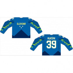 Olimpijski navijaški dresi Slovenske Hokejske reprezentance po naročilu