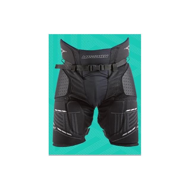 Mission Girdle Core roller hockey pants - Junior