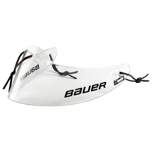 Bauer hockey goalie throat protector - Senior